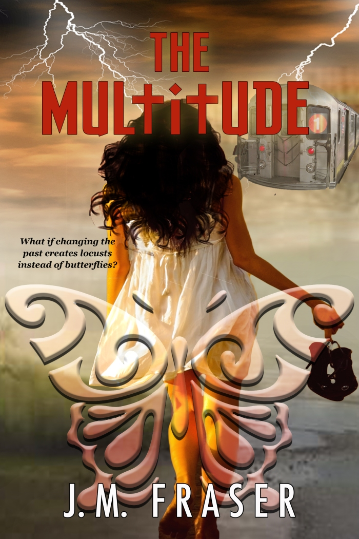 The Multitude front cover
